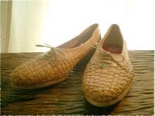 トルコをイメージした靴