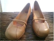 かわいらしい靴