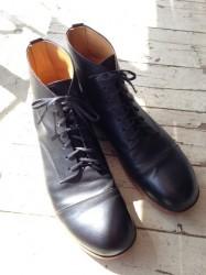バルタベルの外羽ブーツ